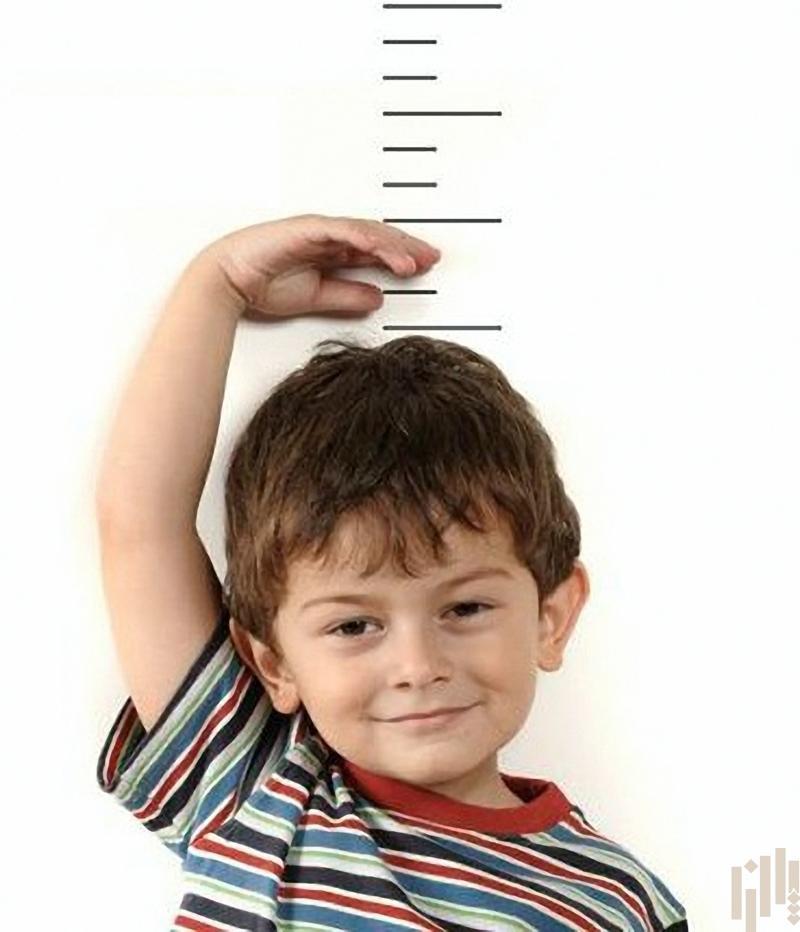 افزایش قد کودکان زیر 2سال
